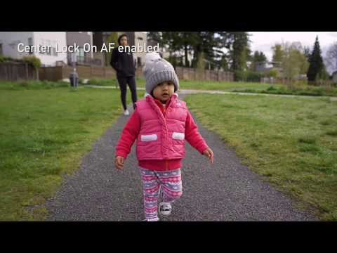 Sony a7 III Video Autofocus demonstration