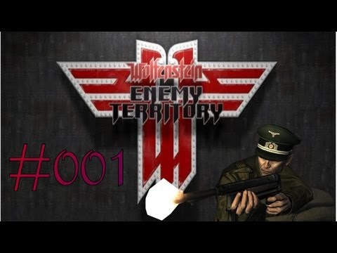 Lets Play Wolfenstein Enemy Territory # 001 [German/HD] - German/HD - Gold Rush