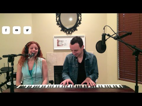 Sealed With A Kiss (Brian Hyland) Cover by Nina Storey & Kevin Laurence