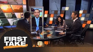 Will Cain debates Stephen A. and Max on Cowboys