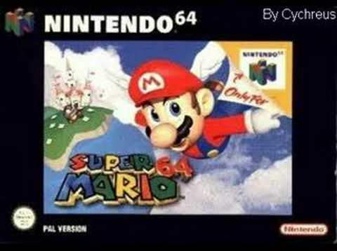 super mario 64 jolly roger bay music extended essay