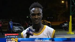 'MR CONSISTENT' TERRENCE DANIELS CONTINUES TO SHINE -13/10/2018