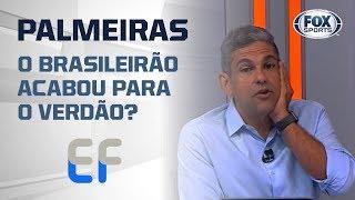 """O QUE RESTA PARA O PALMEIRAS NO BRASILEIRÃO? """"Expediente Futebol"""" debate campanha do Alviverde"""