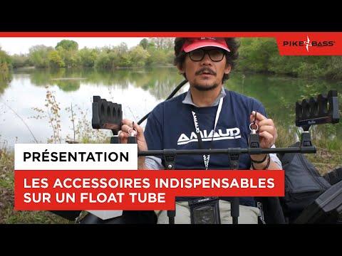 les accessoires indispensables sur un float tube