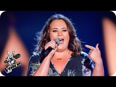 Brooke Waddle performs 'I've Got The Music In Me' - The Voice UK 2016: Blind Auditions 3