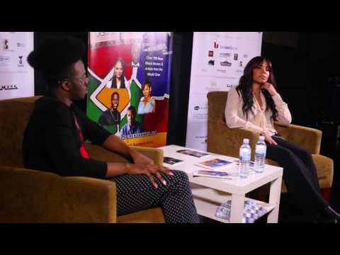 A Conversation with Sanaa Lathan PAFF 2017