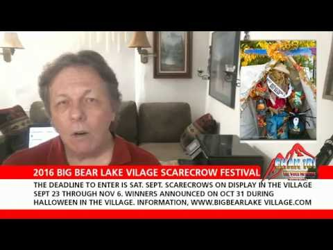 Big Bear News from Charter Channel 181 with host John Phane (8-25)