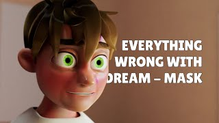 Everything wrong with Dream - Mask music video