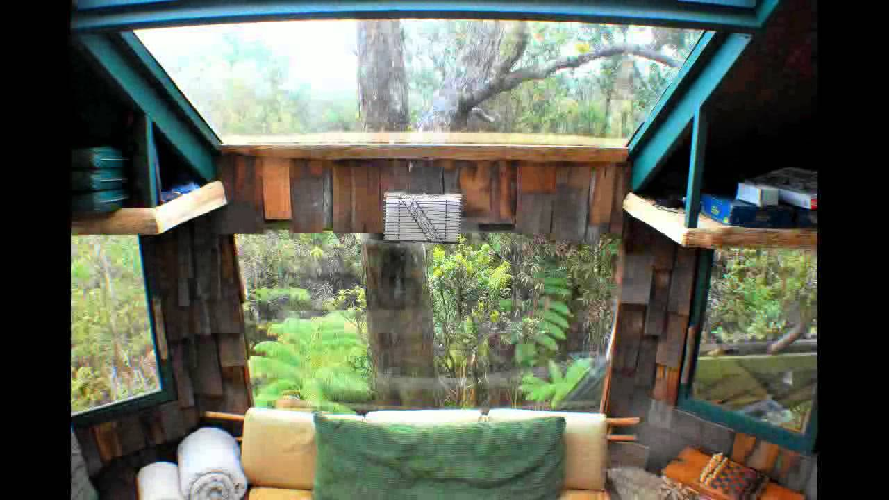 Skyeu0027s Volcano 2nd TreeHouse   A Great Honeymoon Suite!   YouTube