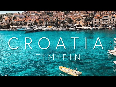 DALMATIAN COAST CROATIA (7 Day Croatia Road Trip!)