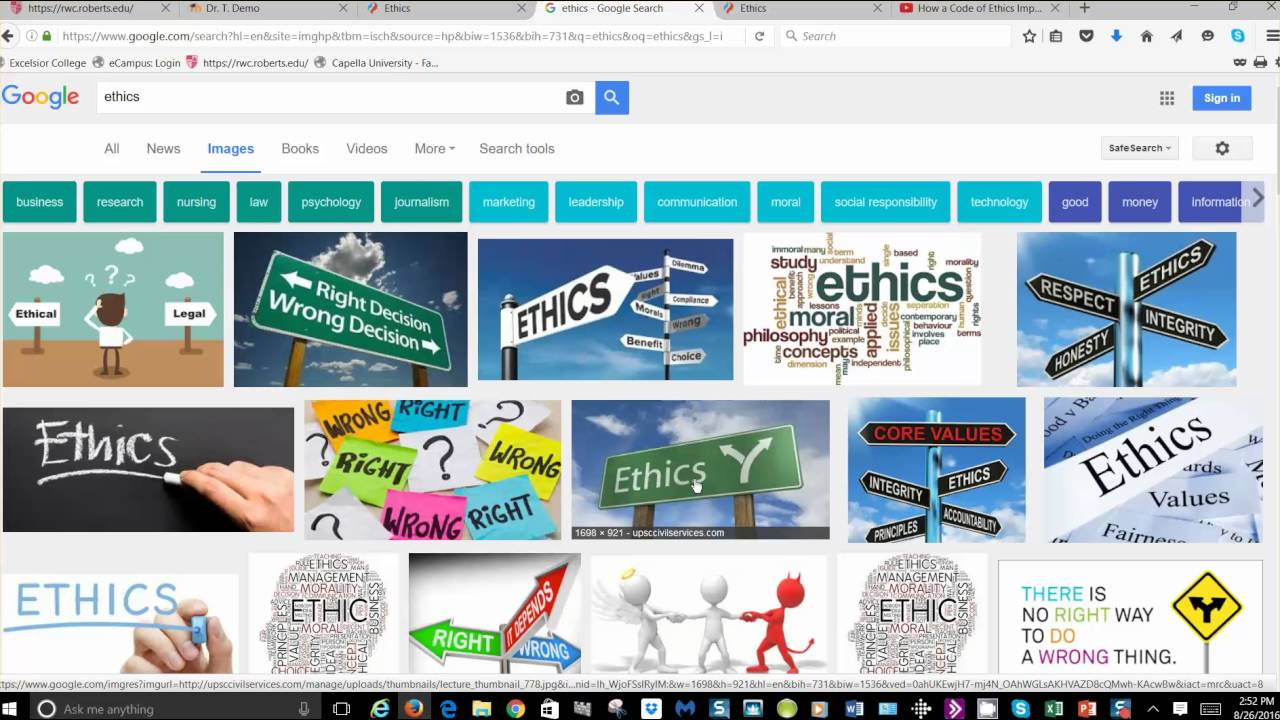 google ethics This essay google business ethics is available for you on essays24com search term papers, college essay examples and free essays on essays24com - full papers database.