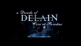 A Decade of DELAIN - Live At Paradiso (Teaser) | Napalm Records
