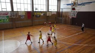 2015 1025 Basket U13 OP U13 Jablonec nad Nisou - Studánka Pardubice 2Z