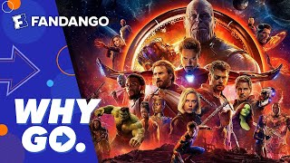 Why Go. | Avengers: Infinity War