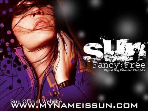 Sun - Fancy Free (Digital Dog Extended Club Mix)
