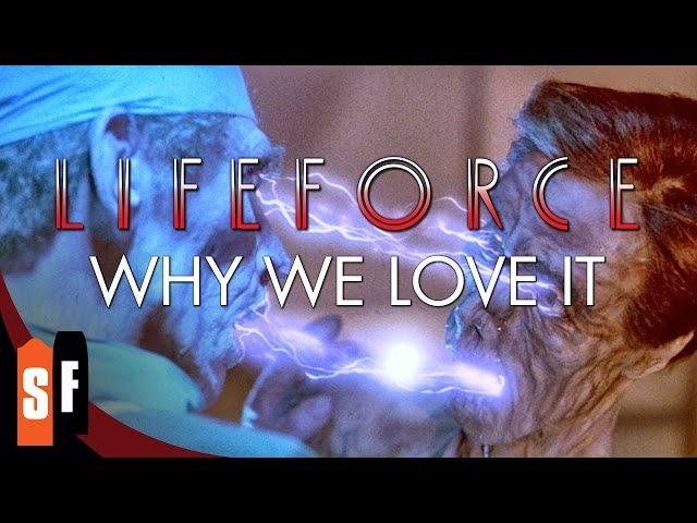 Lifeforce - Why We Love it