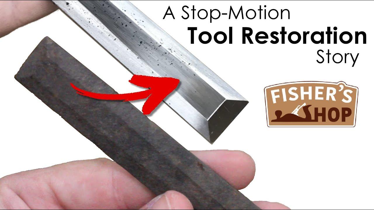 Self-Restoring Chisel // Tool Restoration