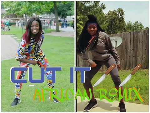 CUT IT - O.T Genasis Afro Remix | Dance Choreography By Sherrie Silver