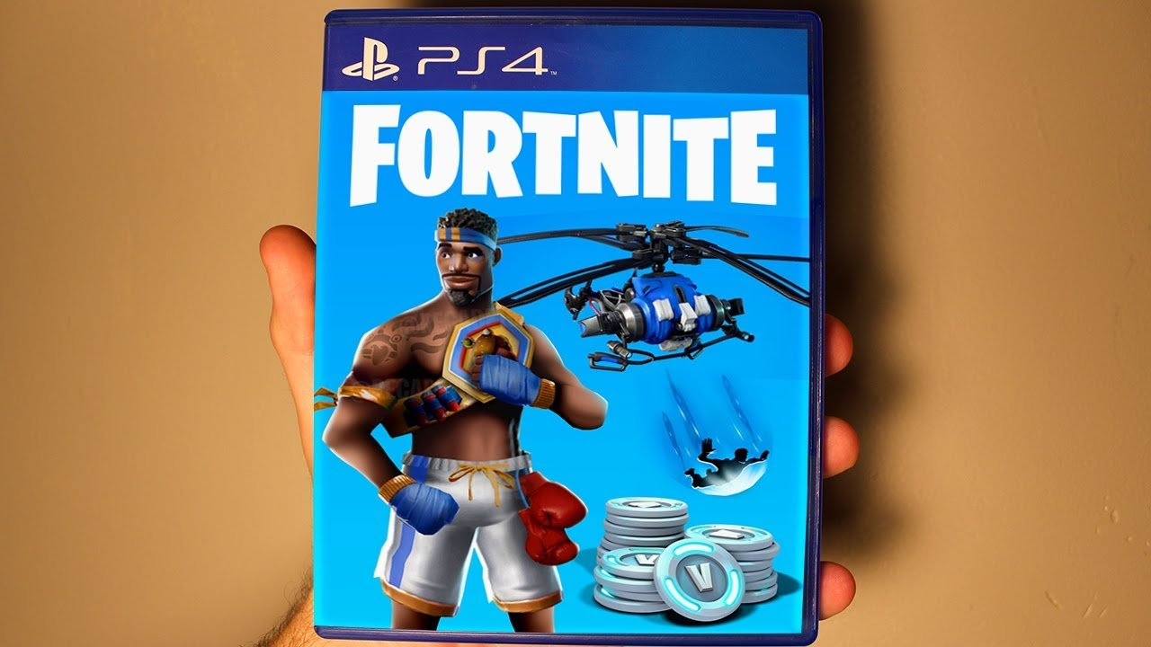 The New FREE PS4 SKIN BUNDLE In Fortnite.. (Free Rewards ...