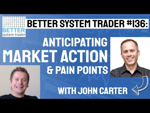 "136: Anticipating Market Action and ""Pain Points"" with John Carter"