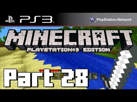 how to play 2 player on minecraft ps3
