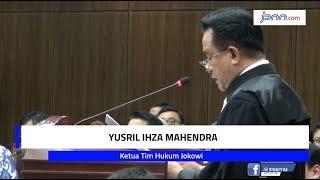 Uraian Yusril Ihza di Sidang Sengketa Hasil Pilpres 2019, Tajam Bro! - JPNN.COM