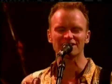 STING - Englishman In New York - Oslo 1993.mpg