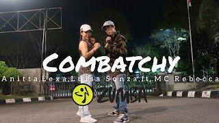 Baixar Combatchy - Anitta, Lexa, Luisa Sonza ft. MC Rebecca | ZUMBA | FITNESS | At Balikpapan
