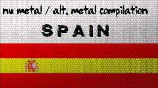 Nu Metal / Alternative Metal Compilation - Spain (Vol. 1)