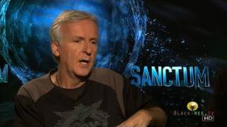 James Cameron goes undewater in Sanctum
