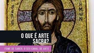 """A arte sacra representa uma forma de manifestação artística que está intimamente relacionada com a religiosidade e o sagrado. Denominados de """"paramentos ..."""