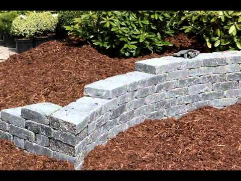 Antik Mauer Pflaster System Youtube