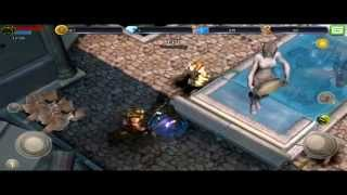 Dungeon Hunter 3 Android Gameplay Gameloft Games