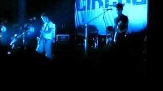 UNDERWATERCIRCUS Song 5 Swingin' LIVE 10.05.2003 München Muffathalle