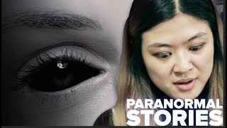 People Read Creepy Paranormal Stories