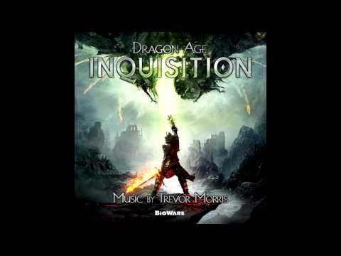 Dragon Age: Inquisition Soundtrack - A World Torn Asunder (Gameplay Trailer)