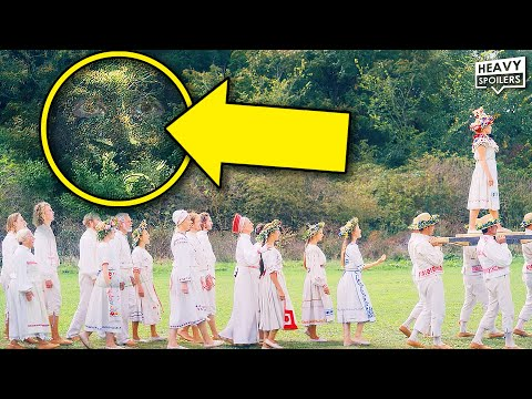 MIDSOMMAR: Every Creepy Little Detail Hidden In The Movie