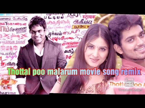 Thottal poo malarum movie song remix in (arabu naade) in tamil mp3