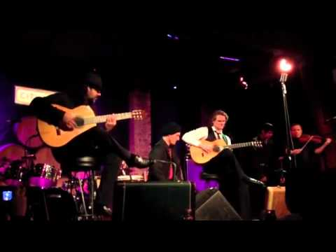 Jesse Cook -- Breeze From Saintes Maries -- Live at City Winery, NYC 182012.mp4