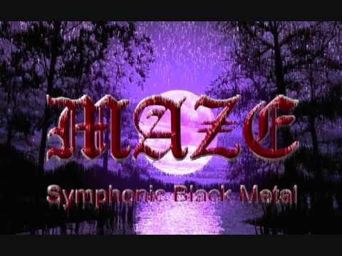 MAZE (Indonesian Symphonic Black Metal) - Mendekap Sunyi Di Akhir