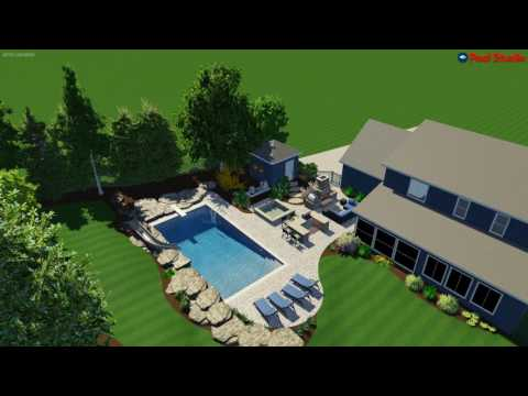 Waukesha, WI Backyard Getaway Concept Video