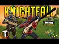 KNIGHTFALL - Fortnite Battle Royale w/ Aculite