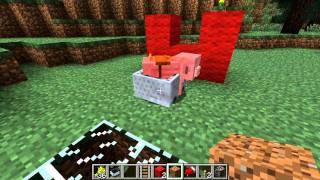 видео: Minecraft 1.0.0 машина