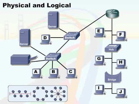 Physical Topology Diagram Rockford Fosgate P3 Wiring 148 13 Topologies 03 And Logical - Youtube