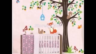 Детские декоративные виниловые наклейки(Приобрести данные декоративные виниловые наклейки и не только их, можно в интернет магазине