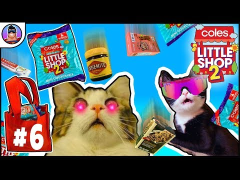 Coles Little Shop 2 !!  |  Coles Mini Collectibles Opening! #6  | FINAL WEEK !!