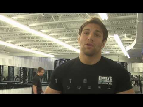 Ryan Sutton January 28th Fight Night at the Lumiere Casino Interview
