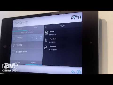 CEDIA 2014: Crestron Details Pyng Home Automation System