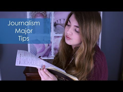 What You Should Know if You Want to be a Journalism Major