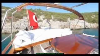 Cobra III M/S Yacht for Lyoness members only! Bodrum Ägäis Griechenland Türkei